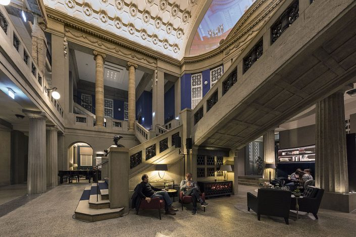 Andreas Quartier Foyer