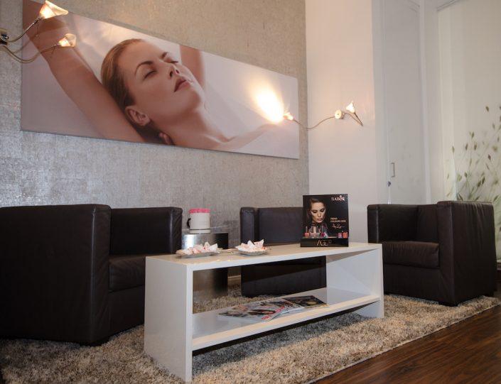 Babor Beauty Spa Sitzecke