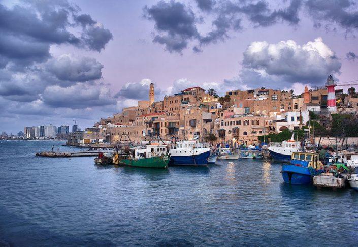 Jaffa Hafen