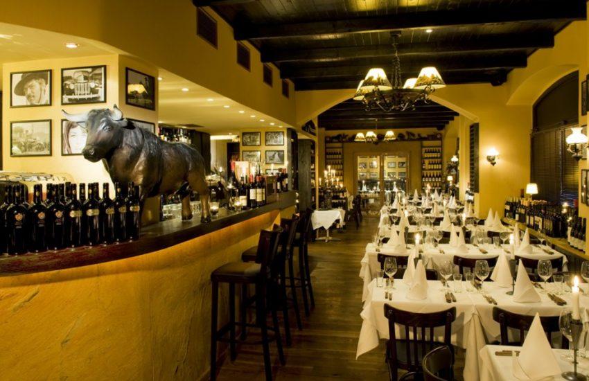 10 Tipps zum Steak essen in Düsseldorf | Steakhouse: The Classic Western Steakhouse | Topliste | Mr. Düsseldorf