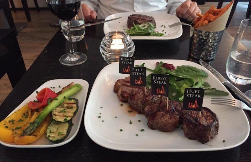 10 Tipps zum Steak essen in Düsseldorf | Steakhouse: The Bull Steak Expert | Topliste | Mr. Düsseldorf