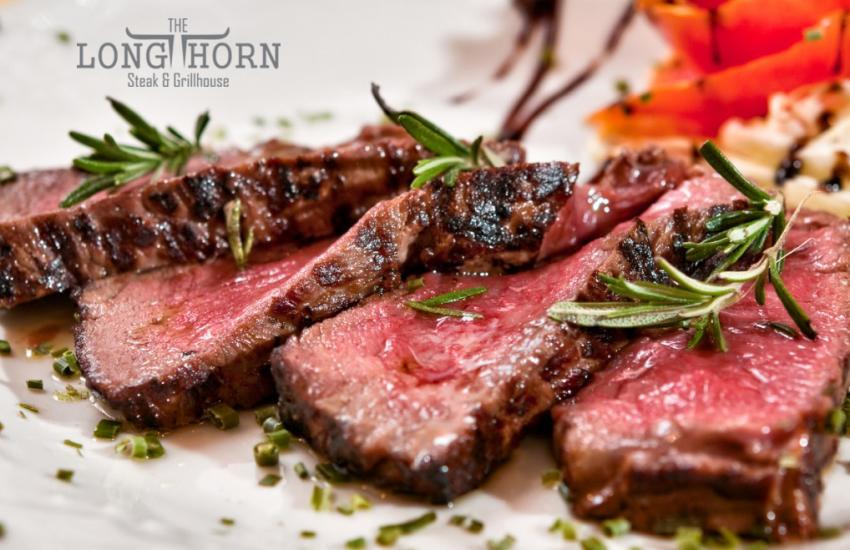 10 Tipps zum Steak essen in Düsseldorf | Steakhouse: Longhorn | Topliste | Mr. Düsseldorf
