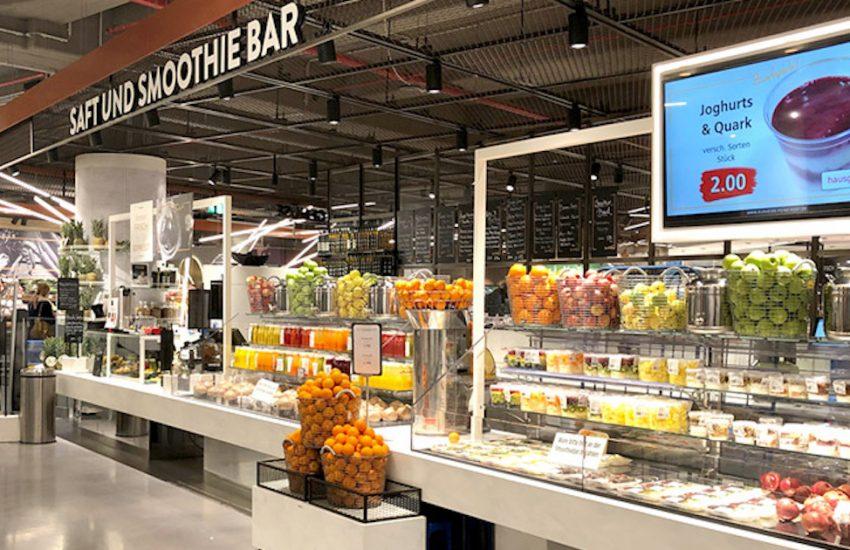 Zurheide Saft und Smoothie Bar | kaltgepresste Säfte | Mr. Düsseldorf | Bild: Zurheide feine Kost Website