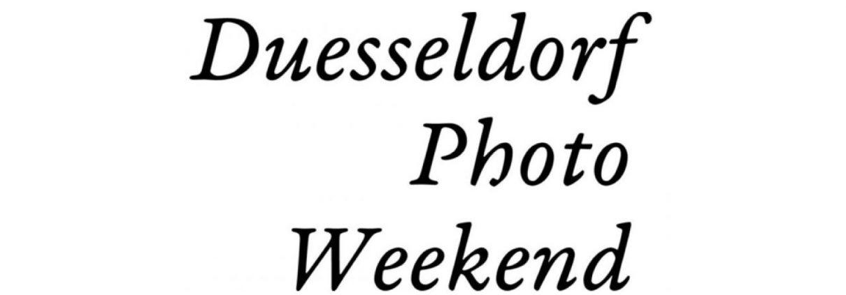 Düsseldorfer Photo Weekend