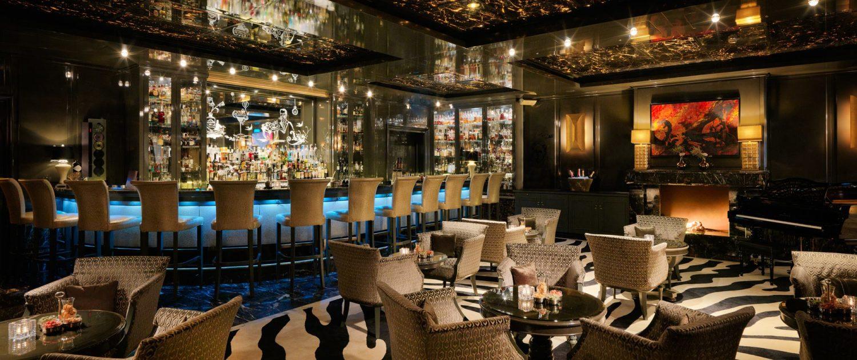 Capella Bar & Cigar Lounge - Stilvolle Bar Breidenbacher Hof