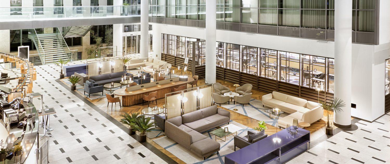 InterContinental Hotel |Lobby | Lieblingsladen |Mr. Düsseldorf