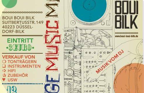 Vintage Music Market
