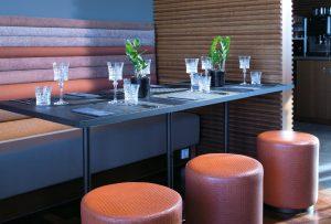 me and all hotel Lounge Düsseldorf | Lieblingsladen | Hocker | Mr. Düsseldorf