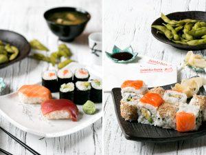 Sushi bestellen Düsseldorf