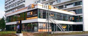 fitx in Düsseldorf