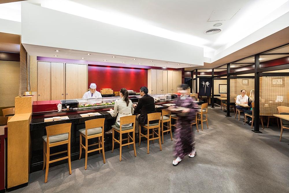 Sushi Essen In Dusseldorf Hier Gibt Es Die Besten Maki Nigiri Und Co