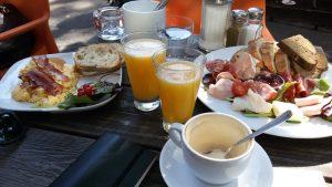 Frühstücken in Düsseldorf