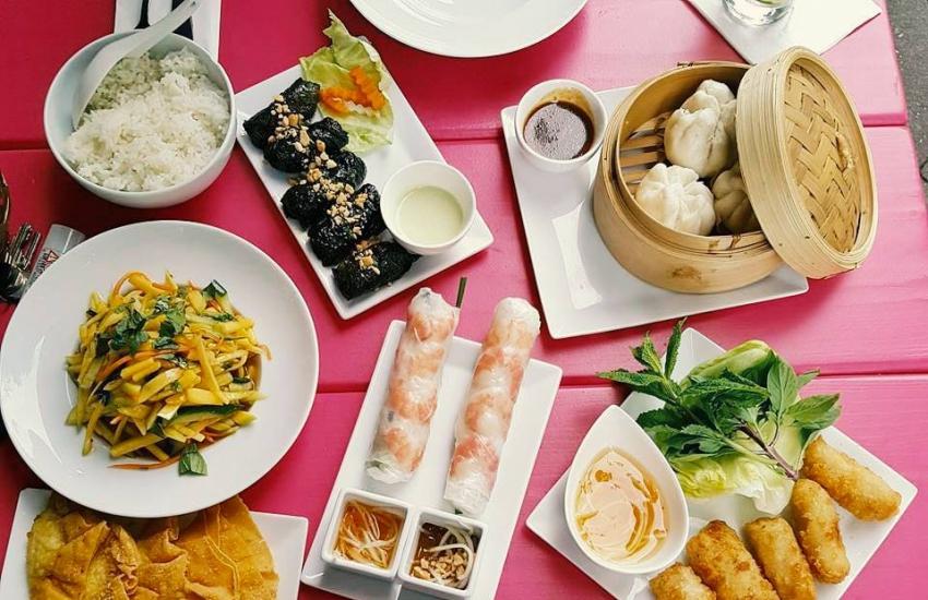 Vietnamesische Restaurants in Düsseldorf