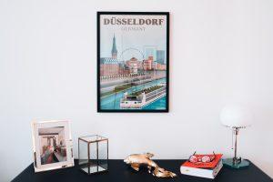 Düsseldorf Poster 2020 - Motiv 3