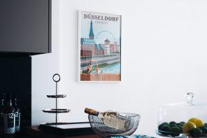 Düsseldorf Poster 2020 - Motiv 2