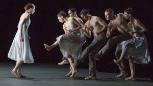 Ballett am Rhein
