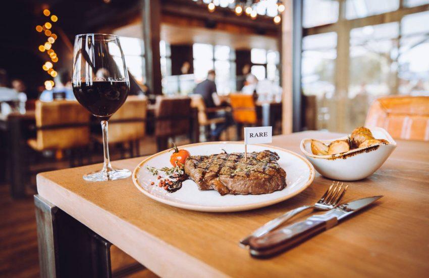 10 Tipps zum Steak essen in Düsseldorf | Steakhouse: The Ash | Topliste | Mr. Düsseldorf