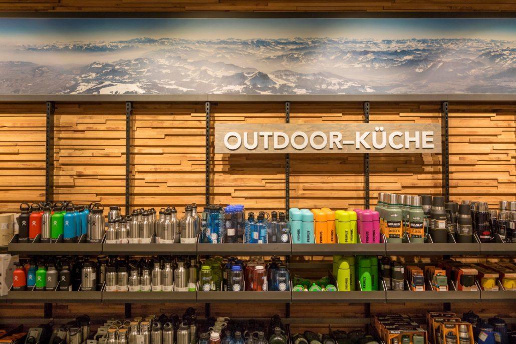 Outdoor Küche Düsseldorf : Globetrotter eröffnet filiale auf der königsallee in düsseldorf