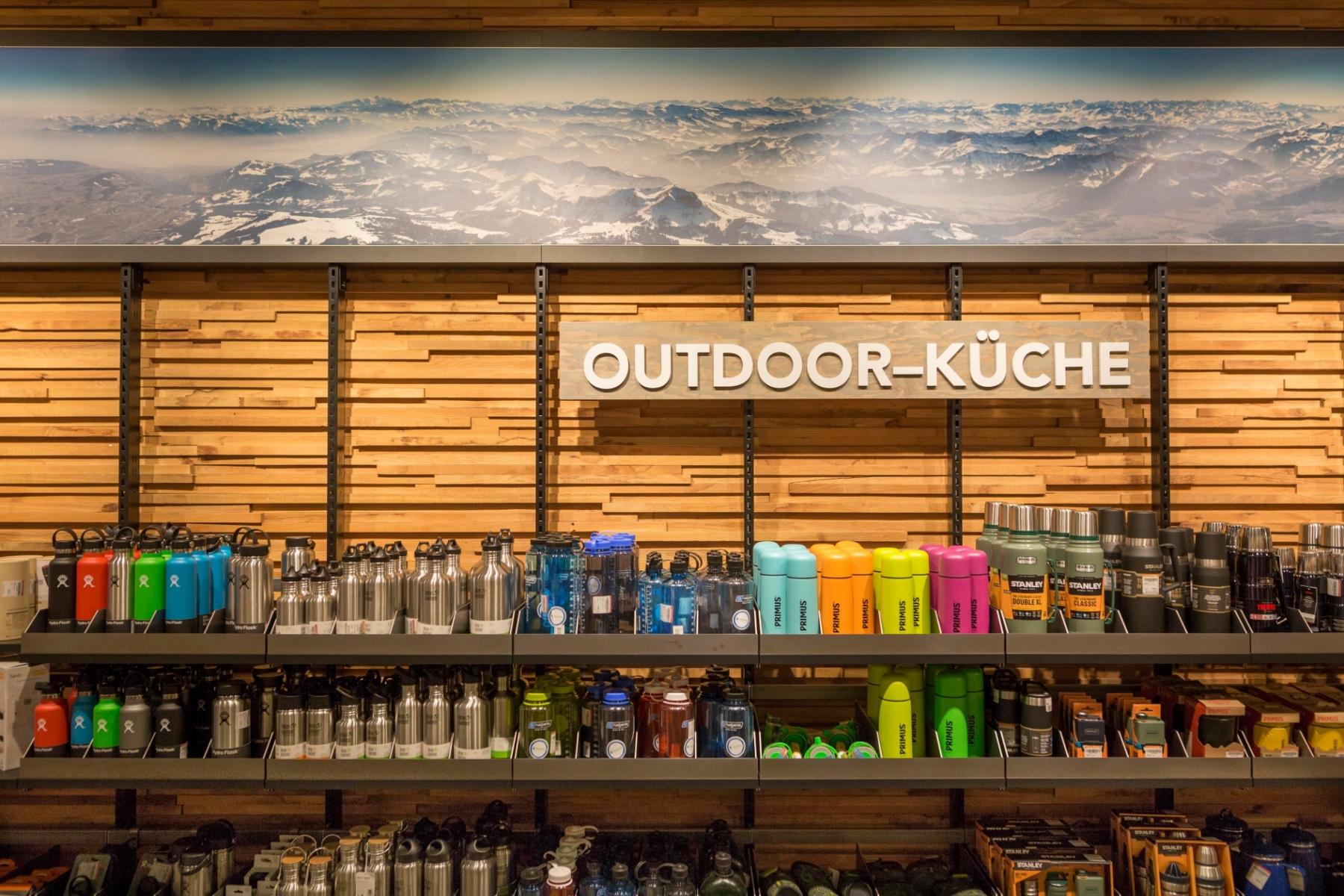 Outdoorküche Klein Xl : Quechua seconds xl air wurfzelt outdoortest tested in