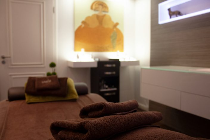 Babor Beauty Spa Gold Zimmer