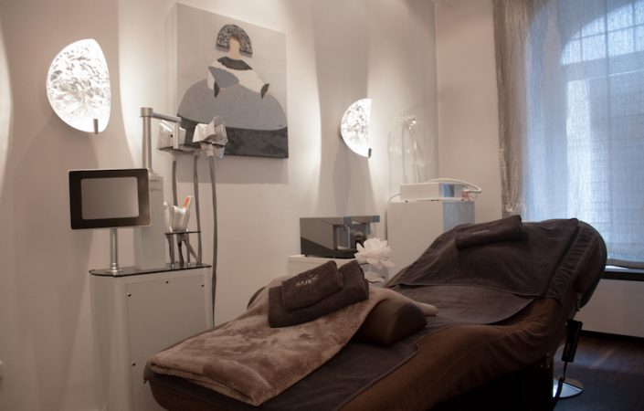 Babor Beauty Spa Silber Zimmer