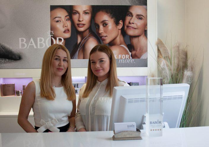 Babor Beauty Spa Team