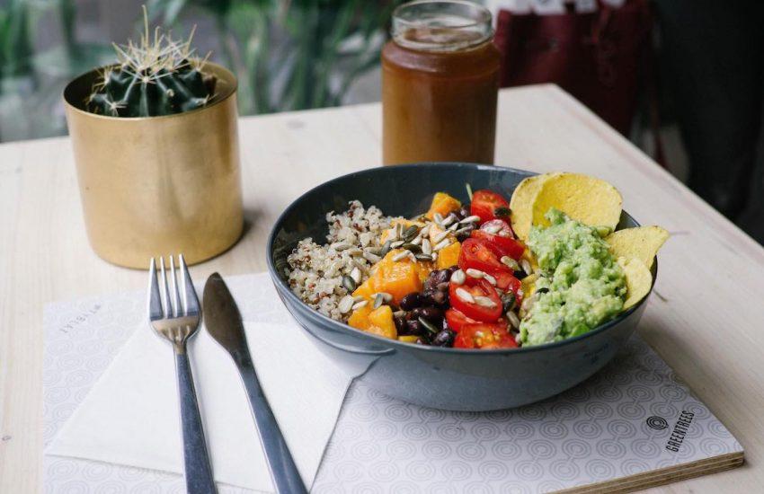 Top Adressen für vegetarische und vegane Küche in Düsseldorf | GREENTREES | Topliste | Mr. Düsseldorf