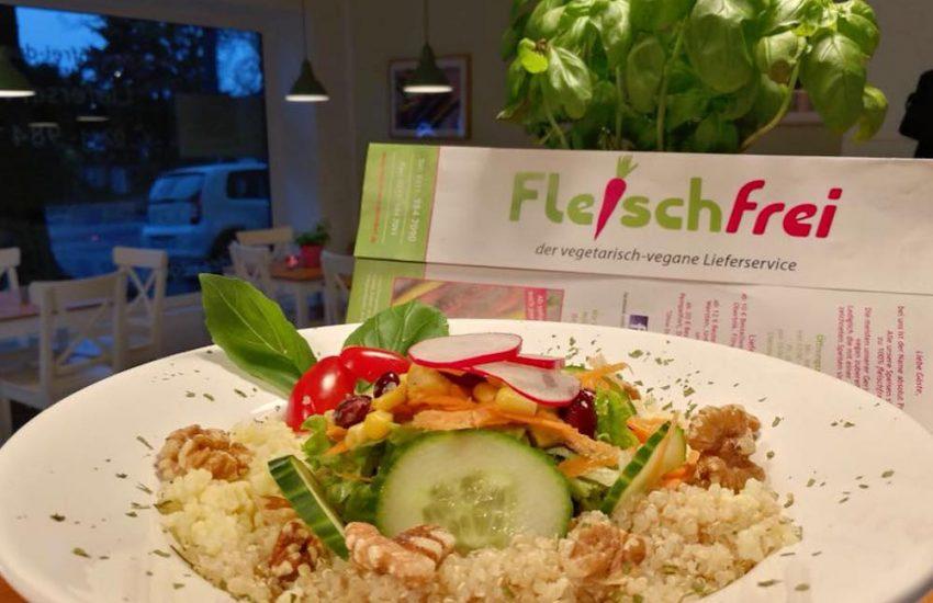 Top Adressen für vegetarische und vegane Küche in Düsseldorf | FLEISCHFREI | Topliste | Mr. Düsseldorf