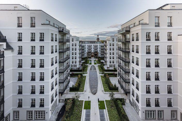 Andreas Quartier Innenhof