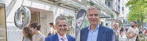Ulf Bergjohann (Mit-Geschäftsführer) & Dieter Junghans (Geschäftsführender Gesellschafter)