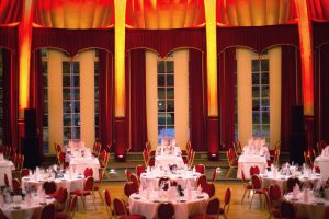 Rheingoldsaal in der Rheinterrasse Location