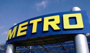 METRO Eingang Foto: Metro Deutschland
