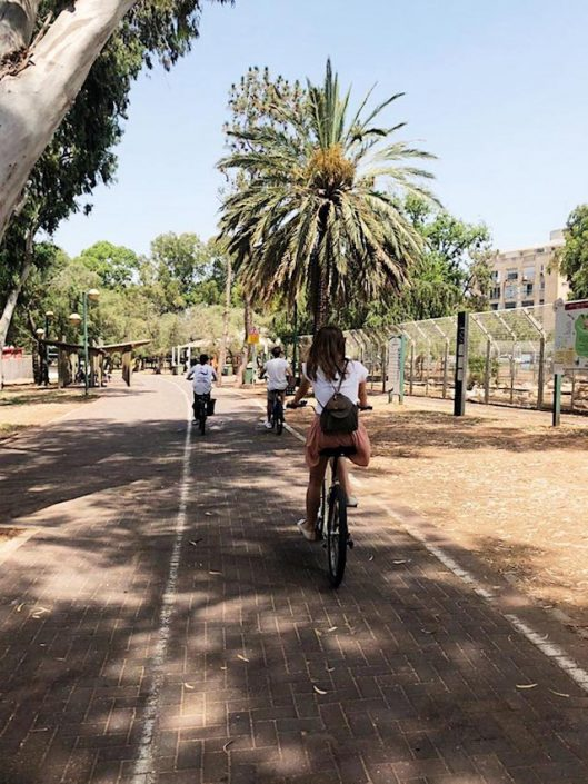 Bike Tour durch Tel Aviv