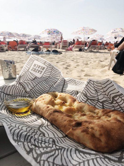 Focaccia Gazoz Beach