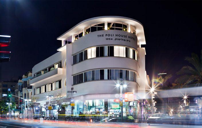 Poli House Tel Aviv Exterior