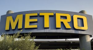 Kundeneingang Foto: Metro Deutschland