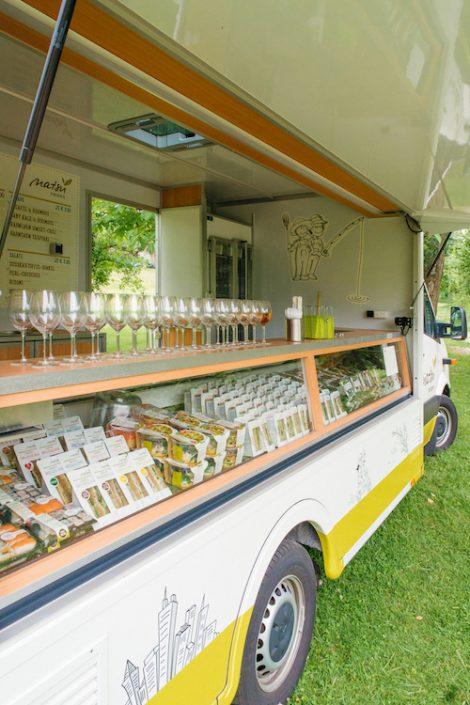 Natsu Food-Truck Produkte