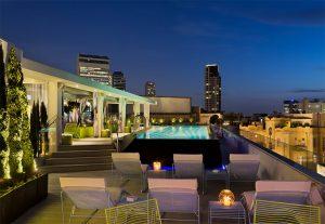 Poli House Tel Aviv Pool