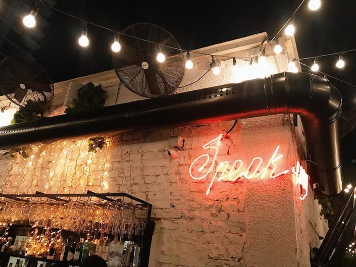 Speakeasy Rooftop Bar Tel Aviv