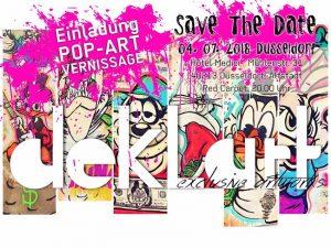 Pop-Art Vernissage by dekLart