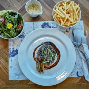 The Pars Club Bar Steak & Pommes Frites