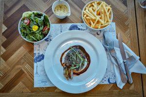 The Pars Club Bar Steak & Pommes Frites