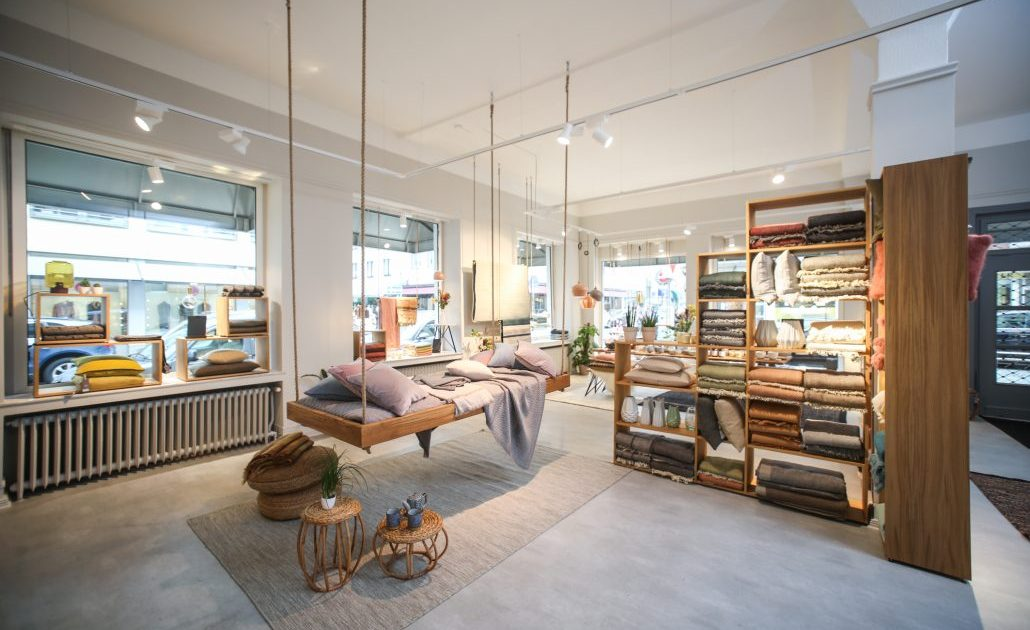 URBANARA Flagship-Store Melanie Zanin | THE DORF