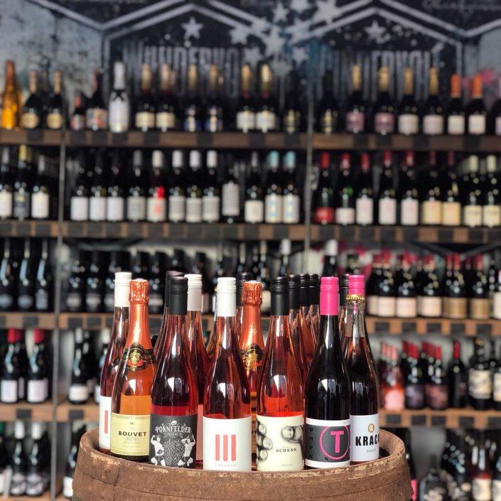 Wundervoll Store Weine