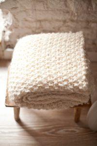 Udon Blanket Detail