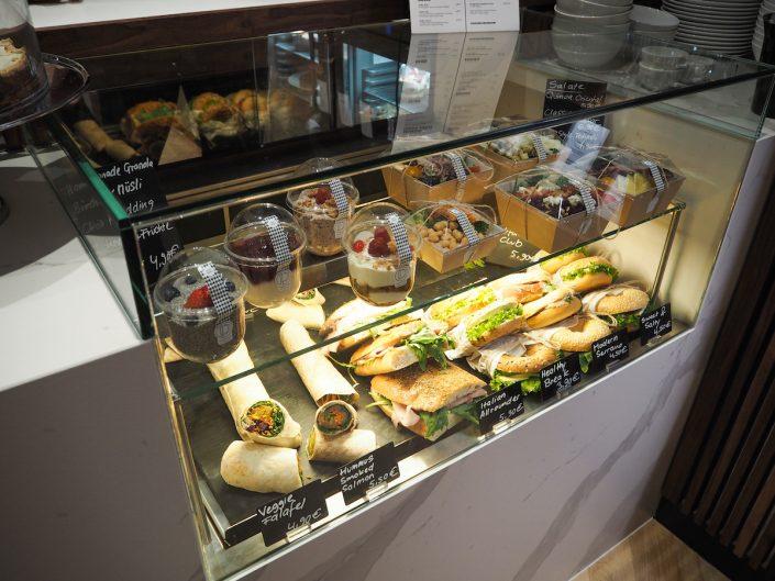 Tommy Hilfiger People´s Place Düsseldorf Sandwiches