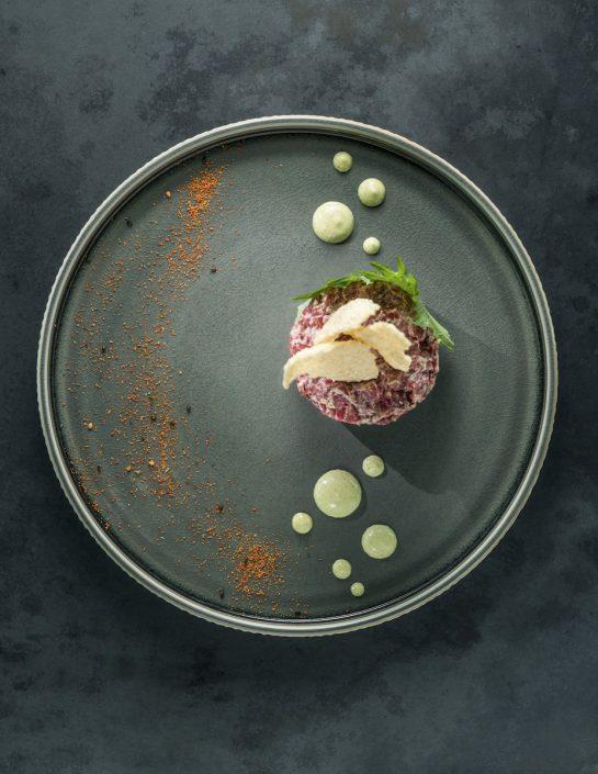 Beef Tartar by Ito | Qomo
