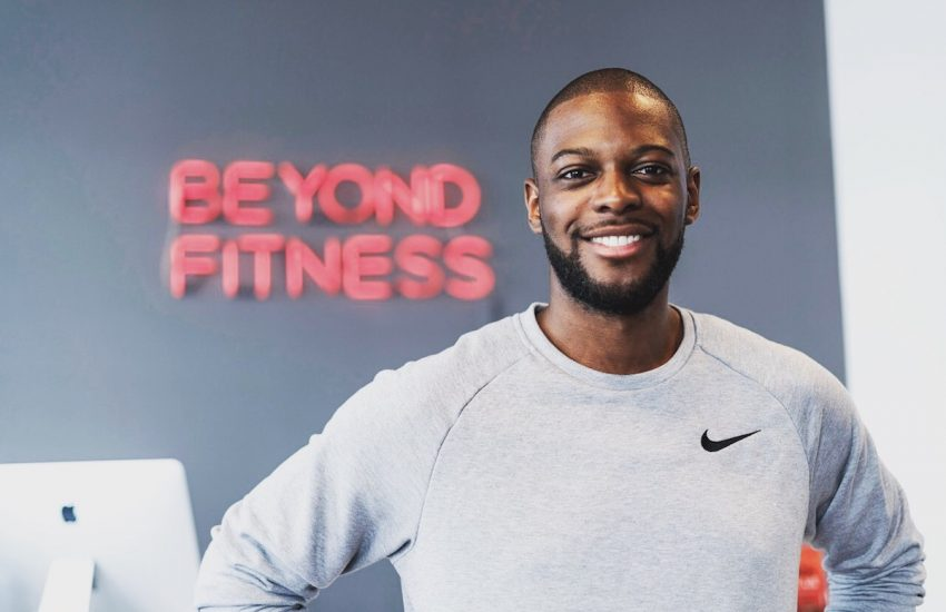 Head Coach von Beyond Fitness, Franklyn Bussé
