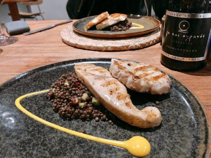 Schwertfisch Restaurant Casa Cook