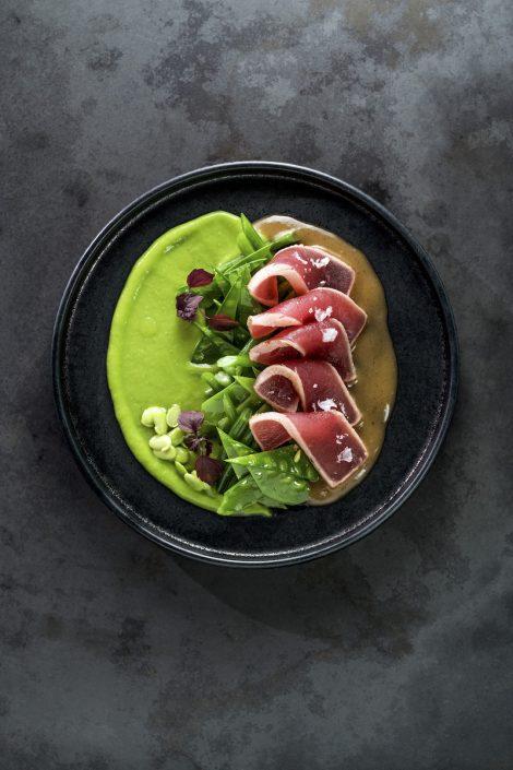 Tuna Tataki by Ito | Qomo
